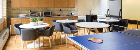 Zoocasa Lounge